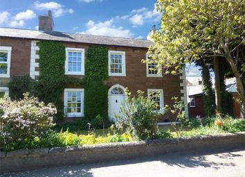 Thumbnail 4 bed end terrace house for sale in The Green, Dalston, Carlisle