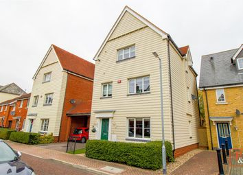 Weetmans Drive, Mile End, Colchester CO4. 5 bed town house