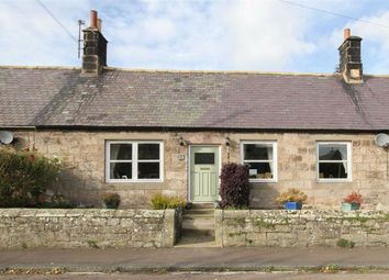 Thumbnail 3 bed cottage for sale in West End, Chatton, Northumberland