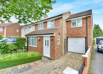 Thumbnail 4 bedroom semi-detached house for sale in Milton Grove, Bletchley, Milton Keynes, Buckinghamshire