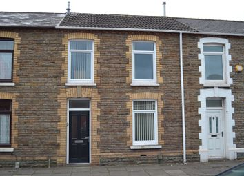 Thumbnail 3 bed terraced house for sale in Manor Street, Port Talbot, Neath Port Talbot.
