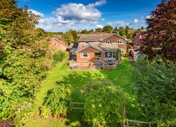 Thumbnail 6 bed detached house for sale in The Evergreens, Sherifhales, Shifnal, Shropshire