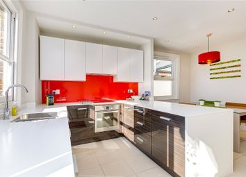 Thumbnail 3 bed flat for sale in Aylmer Road, London