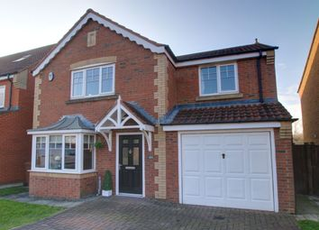 Thumbnail 4 bed detached house for sale in Weymouth Drive, Biddick Woods, Houghton Le Spring