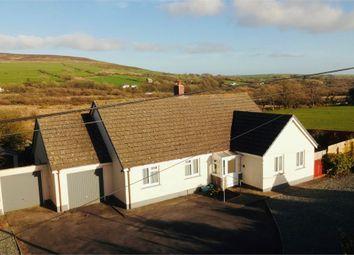 Thumbnail 3 bedroom detached bungalow for sale in Cadwyn Aur, Mynachlogddu, Clynderwen, Pembrokeshire