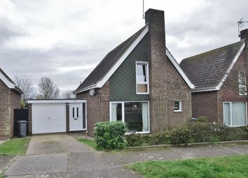 Thumbnail 2 bed detached house for sale in Western Avenue, Felixstowe