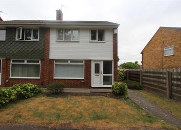 Thumbnail 3 bed semi-detached house for sale in Ketton Avenue, Darlington