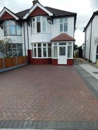 Thumbnail 5 bed semi-detached house to rent in Hall Lane, London