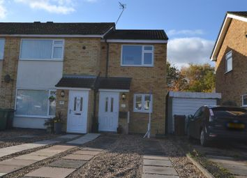 Thumbnail 2 bed town house for sale in Heathcote Drive, Sileby, Leicestershire