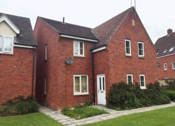 Thumbnail 2 bedroom end terrace house for sale in Deneb Drive, Swindon