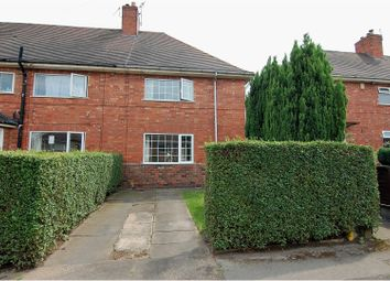 Thumbnail 3 bedroom end terrace house for sale in Dennis Avenue, Beeston