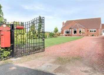 Thumbnail 3 bed detached bungalow for sale in Cove Road, Westwoodside, Doncaster