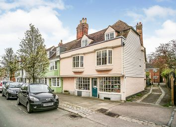 Abbey Street, Faversham ME13. 6 bed end terrace house for sale