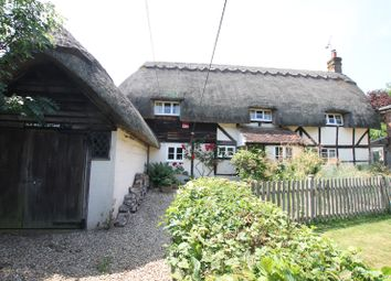 Thumbnail 4 bedroom cottage for sale in Ibthorpe, Hurstbourne Tarrant, Hampshire
