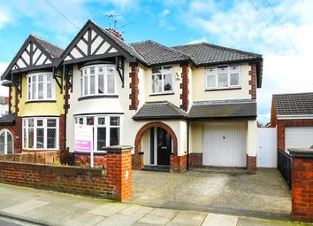 Thumbnail 3 bed semi-detached house for sale in Linden Grove, Hartlepool