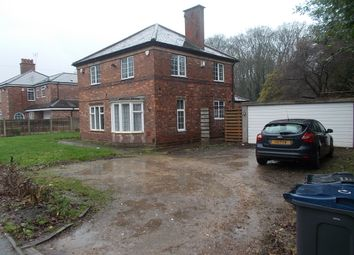 Thumbnail 3 bed detached house for sale in Colehall Lane, Stechford
