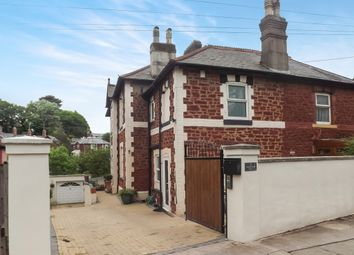 Thumbnail 5 bedroom semi-detached house for sale in Sherwell Lane, Chelston, Torquay