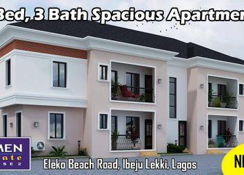 Thumbnail 3 bed detached house for sale in Emerald Bay Estate, Eleko Beach Road, Ajah, Ibeju Lekki, Lagos