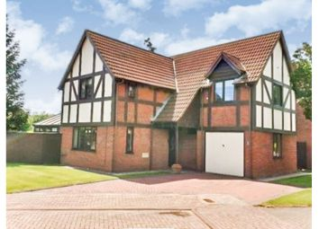 4 bed detached house for sale in Primrose Way, Spalding PE11