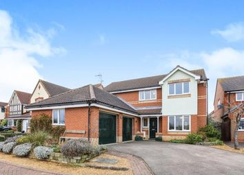 Thumbnail 4 bed detached house for sale in Chapel Field, Gamlingay, Sandy, Cambridgeshire
