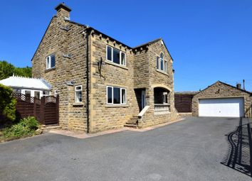 Thumbnail 5 bed detached house for sale in 17 Western Place, Queensbury, Bradford