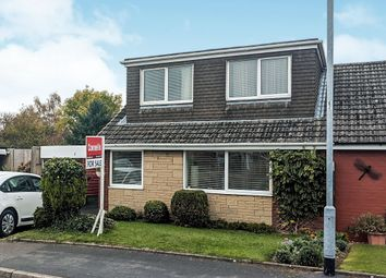 Thumbnail 3 bed semi-detached bungalow for sale in Browning Road, Burntwood
