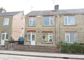 Thumbnail 3 bed semi-detached house to rent in Albany Road, Wisbech, Cambs
