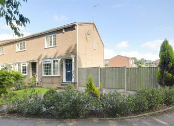 Thumbnail 2 bed end terrace house for sale in Spinningdale, Arnold, Nottinghamshire