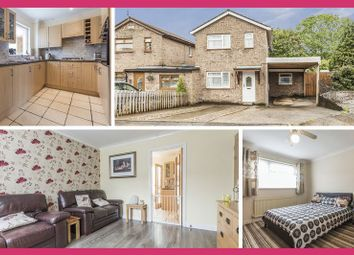 Thumbnail 3 bedroom link-detached house for sale in Orchard Park, St. Mellons, Cardiff