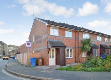Thumbnail 3 bed end terrace house to rent in Goodwin Close, London