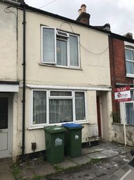 Thumbnail 2 bed terraced house to rent in Leyton Road, Newtown, Southampton