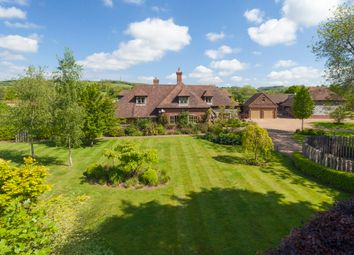 Thumbnail 5 bed detached house for sale in Monks Horton, Ashford