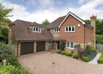 Thumbnail 5 bed detached house to rent in Alton Avenue, Kings Hill, West Malling