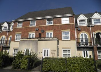 Thumbnail 4 bed town house to rent in Somerville Walk, Boston Boulevard, Great Sankey, Warrington