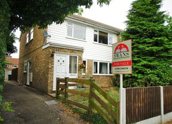 Thumbnail 2 bed maisonette for sale in Chaucer Road, Ashford