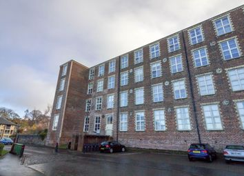 Thumbnail 3 bed flat for sale in Woolcarders Court, Cambusbarron
