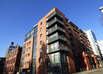 Thumbnail 2 bed flat for sale in Lower Byrom Street, Manchester