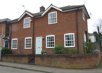 2 bed terraced house for sale in Mount Pleasant, Aspley Guise, Milton Keynes MK17