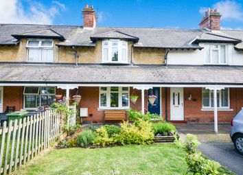Thumbnail 2 bed terraced house for sale in Hill End Lane, St.Albans