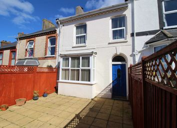 Thumbnail 3 bedroom terraced house to rent in Cambridge Grove, Ilfracombe, Devon
