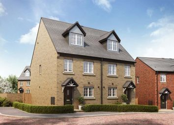 """Thumbnail 3 bed semi-detached house for sale in """"The Alton G  -  Plot 37"""" at Woodend Cottages, Woodend Road, Mirfield"""