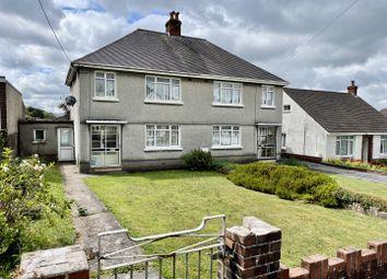 Thumbnail 3 bed semi-detached house for sale in Glynhir Road, Llandybie, Ammanford