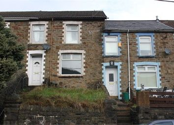 Thumbnail 4 bed terraced house to rent in Howard Street, Clydach Vale, Rhondda Cynon Taff.