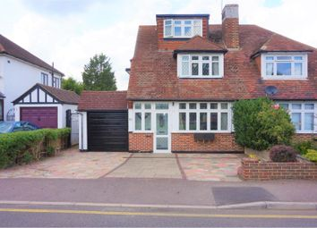 Thumbnail 4 bed semi-detached house for sale in Addington Road, West Wickham