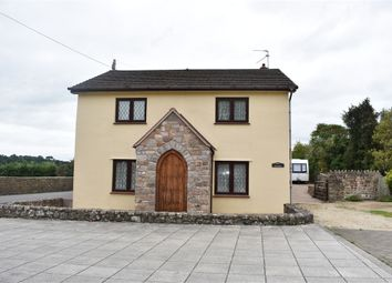 Thumbnail 4 bed detached house for sale in Caerwent, Caldicot