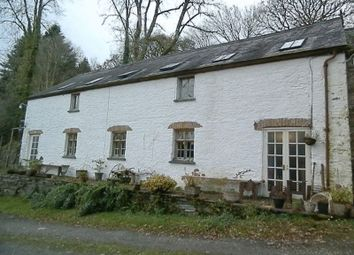 Thumbnail 2 bed detached house for sale in Hebron, Whitland
