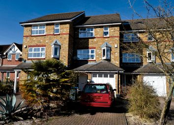 Thumbnail 4 bed town house to rent in Camel Grove, Royal Park Gate, North Kingston