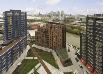 Thumbnail 2 bed flat to rent in Grantham House, 46 Botanic Square, London City Island