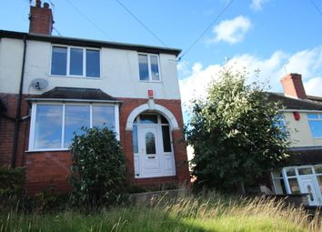 Thumbnail 3 bed semi-detached house for sale in Milton Road, Sneyd Green, Stoke-On-Trent