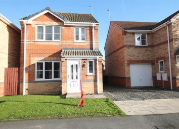 Thumbnail 3 bedroom detached house for sale in Oakley Manor, West Auckland, Bishop Auckland